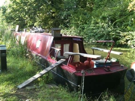 Canal Boat Gangplank by 1000 Images About Canal Boats And Barges On