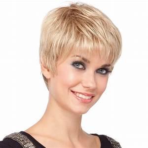 Coupe Courte De Cheveux Femme : coiffure femme coupe courte tendances 2019 ~ Dallasstarsshop.com Idées de Décoration
