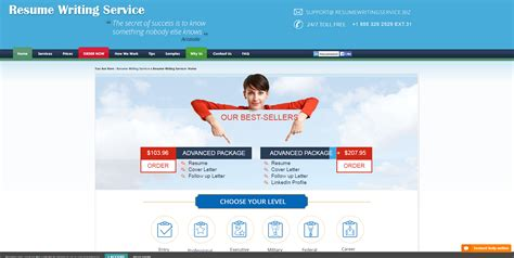 Resume Writing Service Reviews by The 5 Best Ranked Resume Writing Services Product