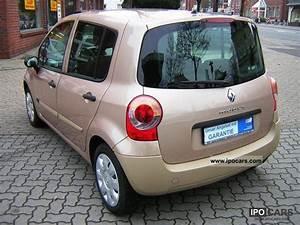 Renault Modus 2005 : 2005 renault modus 1 2 authentique climate car photo and specs ~ Gottalentnigeria.com Avis de Voitures