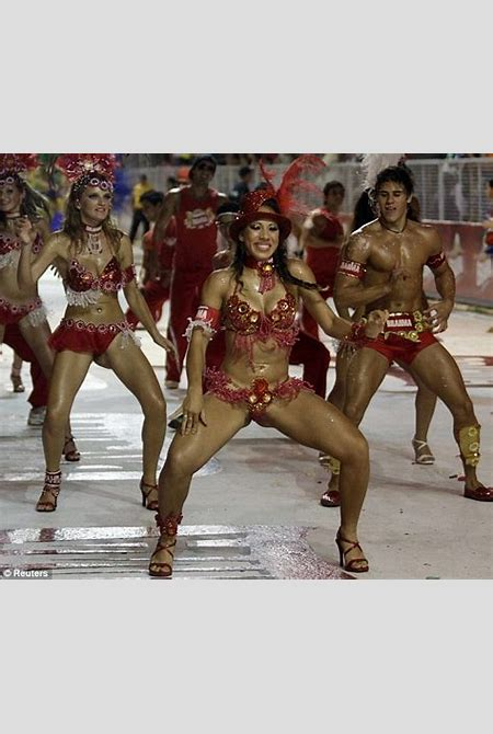 Move over Rio, there is a new carnival in town! Paraguayans show Brazil how to party | Daily ...