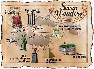 Seven Wonders of the Ancient World!!!