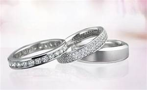 3 wedding bands to wear with your emerald cut engagement With polygamy wedding rings