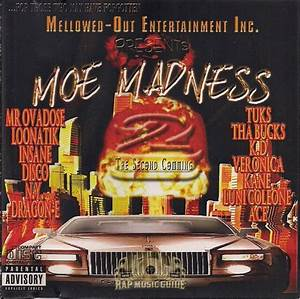Moe, Madness, 2