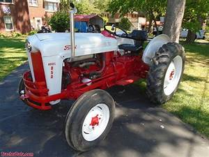 Tractordata Com Ford 850 Tractor Photos Information