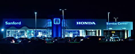 Sanford Honda In Sanford, Nc  (919) 7748