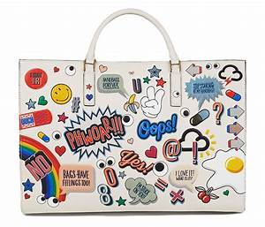 Those Anya Hindmarch Spring 2015 Runway Bags are ...