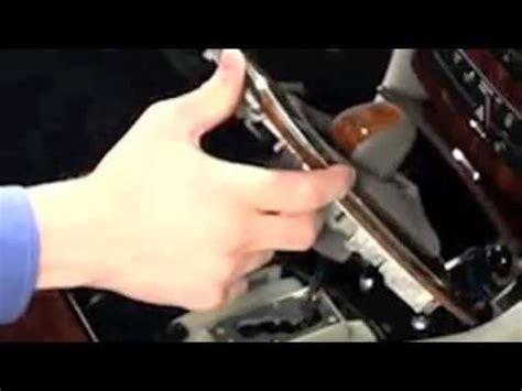 pomello cambio mercedes smontaggio pomello cambio w211 mercedes classe e