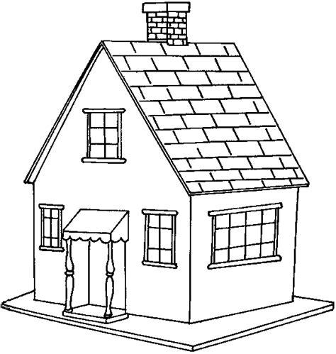 dessin maison a imprimer dessin de a imprimer