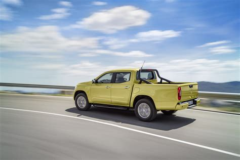 Mercedes X Class Nissan by Mercedes Says It Needed Nissan To Help Create X Class