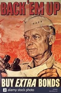 American WW2 propaganda poster urging the sale of war ...