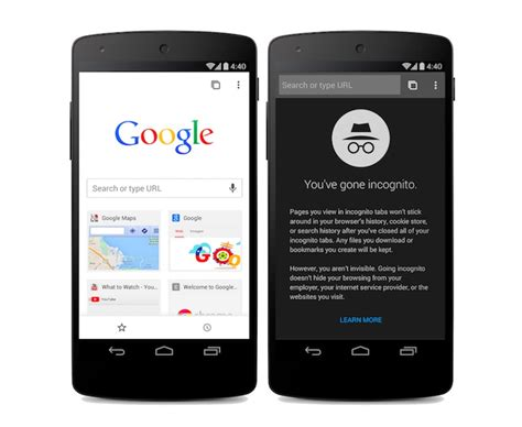 chrome android chrome for android now has safe browsing enabled by