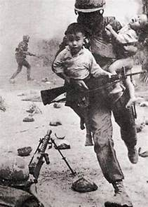 Vietnam War Children Soldiers