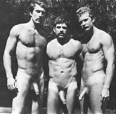 Vintage Naked Men 77 Pics