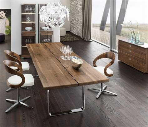 drewniane stoly  jadalni natural wood dining table