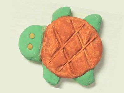 vid 233 o bricolage la tortue en p 226 te 224 sel