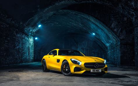 Download Yellow Car Wallpaper Gallery