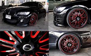 Wheel Wednesday Top 5 Red Rims