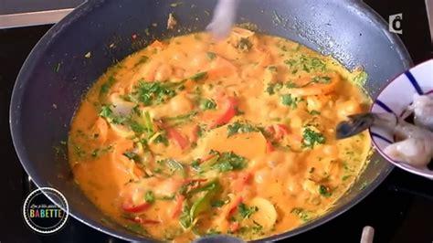 recette de cuisine tele matin france2 recette de la moqueca brésilienne par babette de rozières