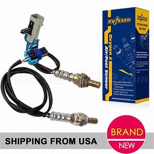 2pcs Oxygen Sensor Upstream  U0026 Downstream For 2005