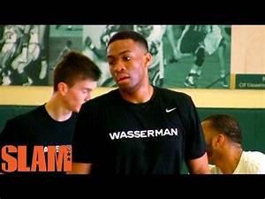 Jabari Parker NBA draft workout | HoopsAllDay