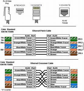 Schema Cablage Rj45 Ethernet : branchement d 39 une prise rj45 tout savoir bricolage facile ~ Melissatoandfro.com Idées de Décoration