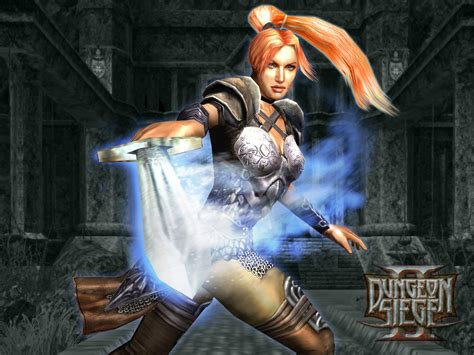 dungeon siege hd dungeon siege 2 1600x1200 wallpapers 1600x1200 wallpapers