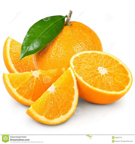 Orange Stock Photo Image