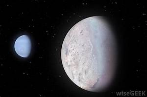 Neried and Neptune's Moons Triton - Pics about space