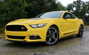 Kickin' It Old School in the 2016 Ford Mustang GT California Special - MustangForums