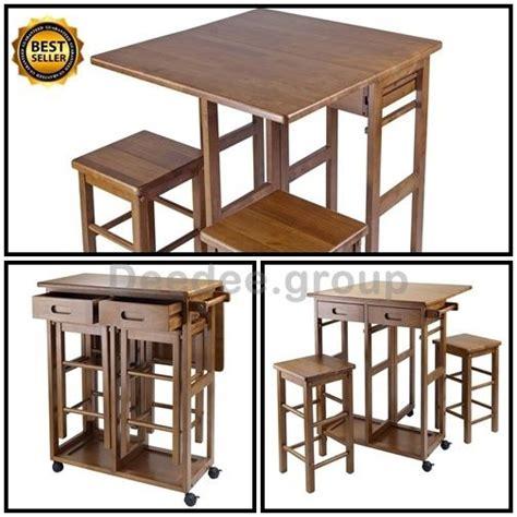 kitchen cart dining table table stool cart drop leaf island kitchen bar breakfast