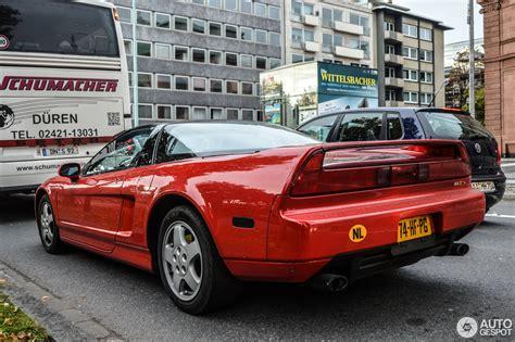 2006 Acura Nsx 0 60