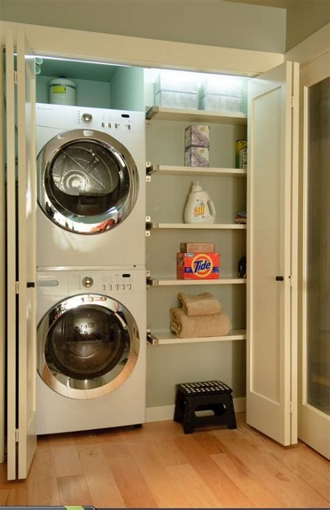 awesome ideas  small laundry rooms small laundry