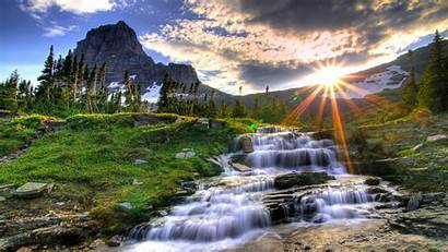 Waterfall Stunning Wallpapers