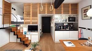 Rollstuhl Für Kleine Wohnungen : architektur buch raumwunder zeigt kleine wohnungen ~ Lizthompson.info Haus und Dekorationen