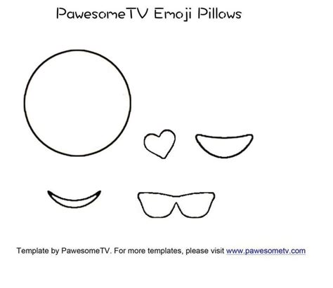 emoji template printable emoji template printable printable 360 degree