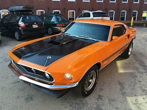 1969 Ford Mustang Mach 1 - Barn Fresh Classics, LLC