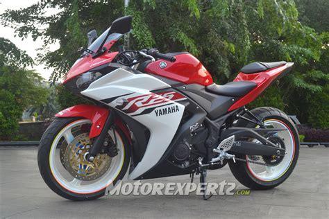 Yamaha R25 Modification yamaha yzf r25 modified superbike style