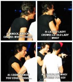 One Direction Knock Knock Jokes