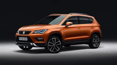 suv seat this is seat s brand new ateca suv top gear