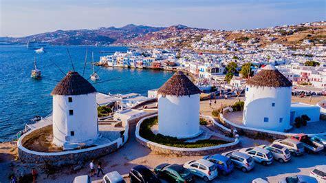 Explore The Greek Islands Athens Mykonos Santorini 8