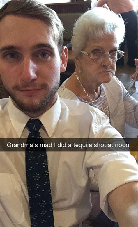 grandmas mad pictures   images  facebook