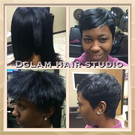 27 Sew In Hairstyles by Hair Quickweave Razor Cut No 27 Cut From