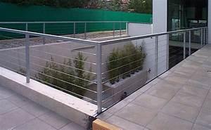 gl05259 gelaender mit seil aussen With französischer balkon mit seil für sonnenschirm