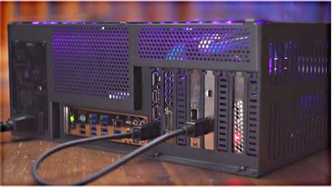 linustechtips     custom pc case   world
