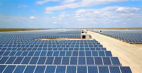 Израильская солнечная электростанция в негеве