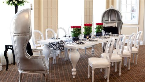 Affordable Party Furniture Rental Nyc, Special Luxe Event