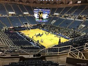 Section 205 At Wvu Coliseum Rateyourseats Com