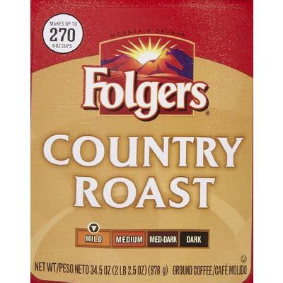 Son code ean est le 0025500201962. 34 Folgers Coffee Nutrition Label - Labels Database 2020