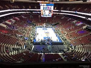 Allstate Seating Chart Wells Fargo Center Section 207 Philadelphia 76ers